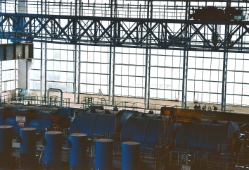 Function in the Turbine Hall